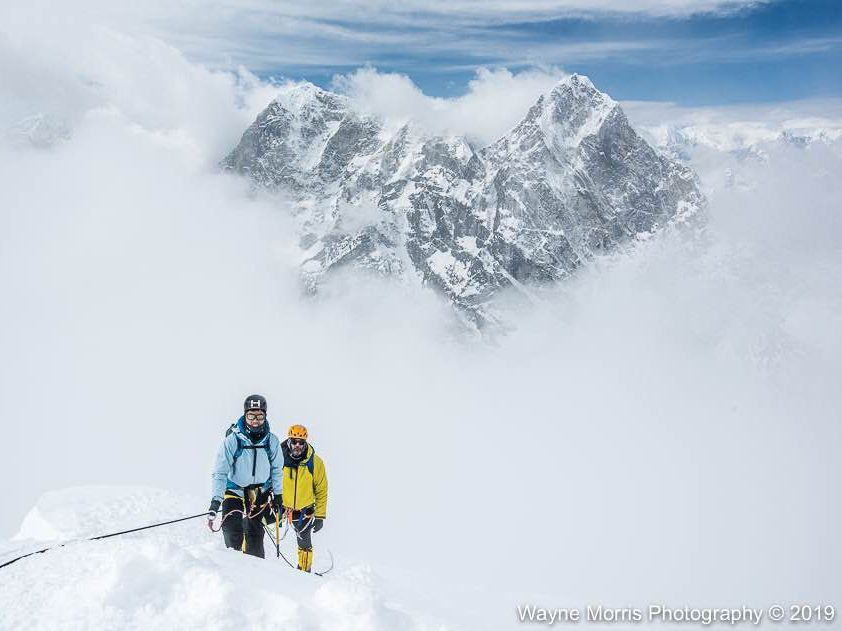 cfc34e6422bf 'CTSS has significantly raised the bar in the mountaineering world'