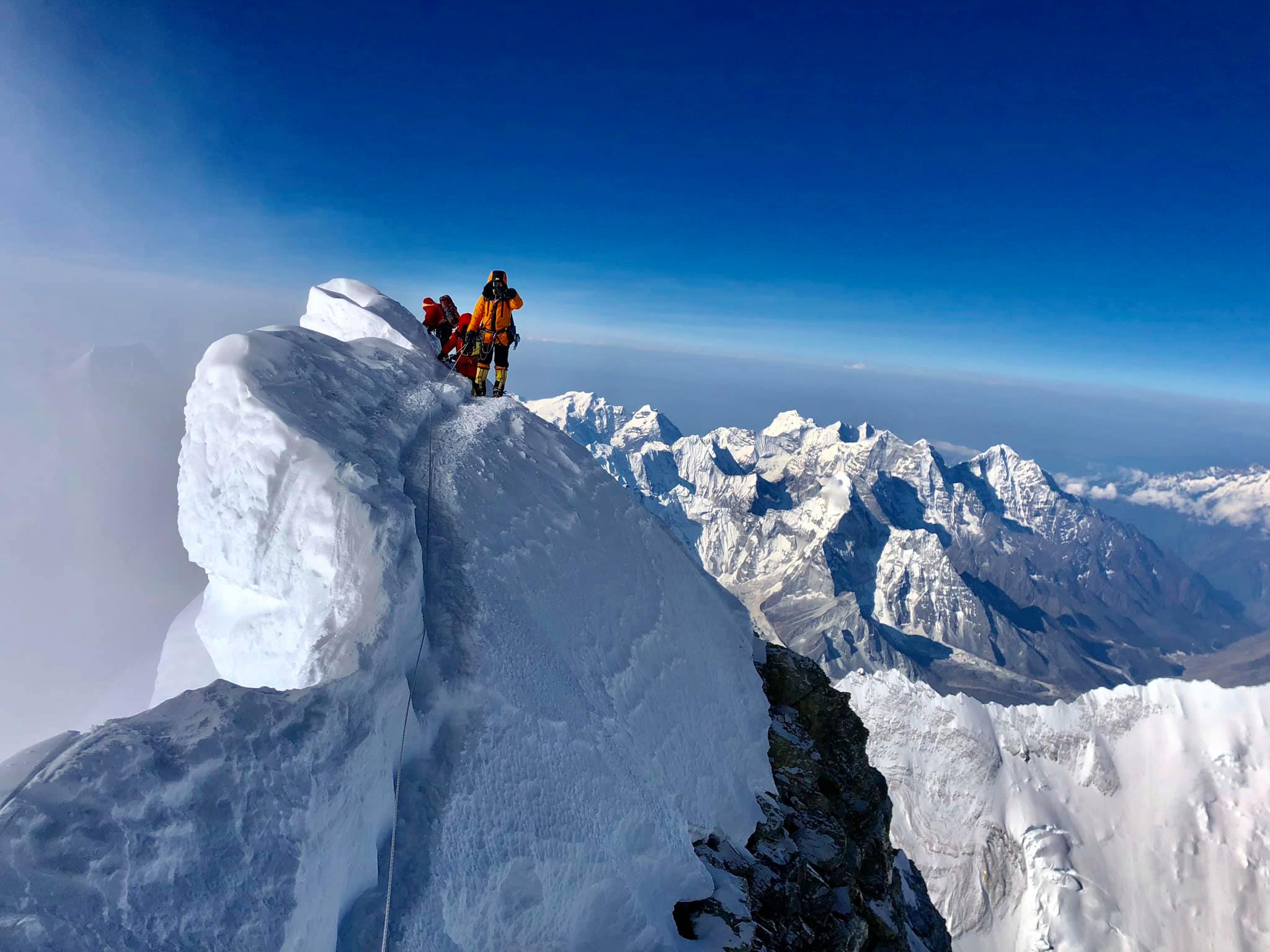 Everest – Climbing the Seven Summits with Mike Hamill