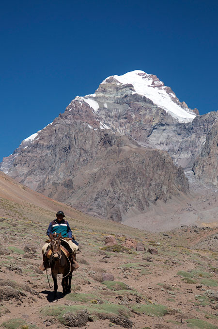 Aconcagua  (photo: Mike Hamill)