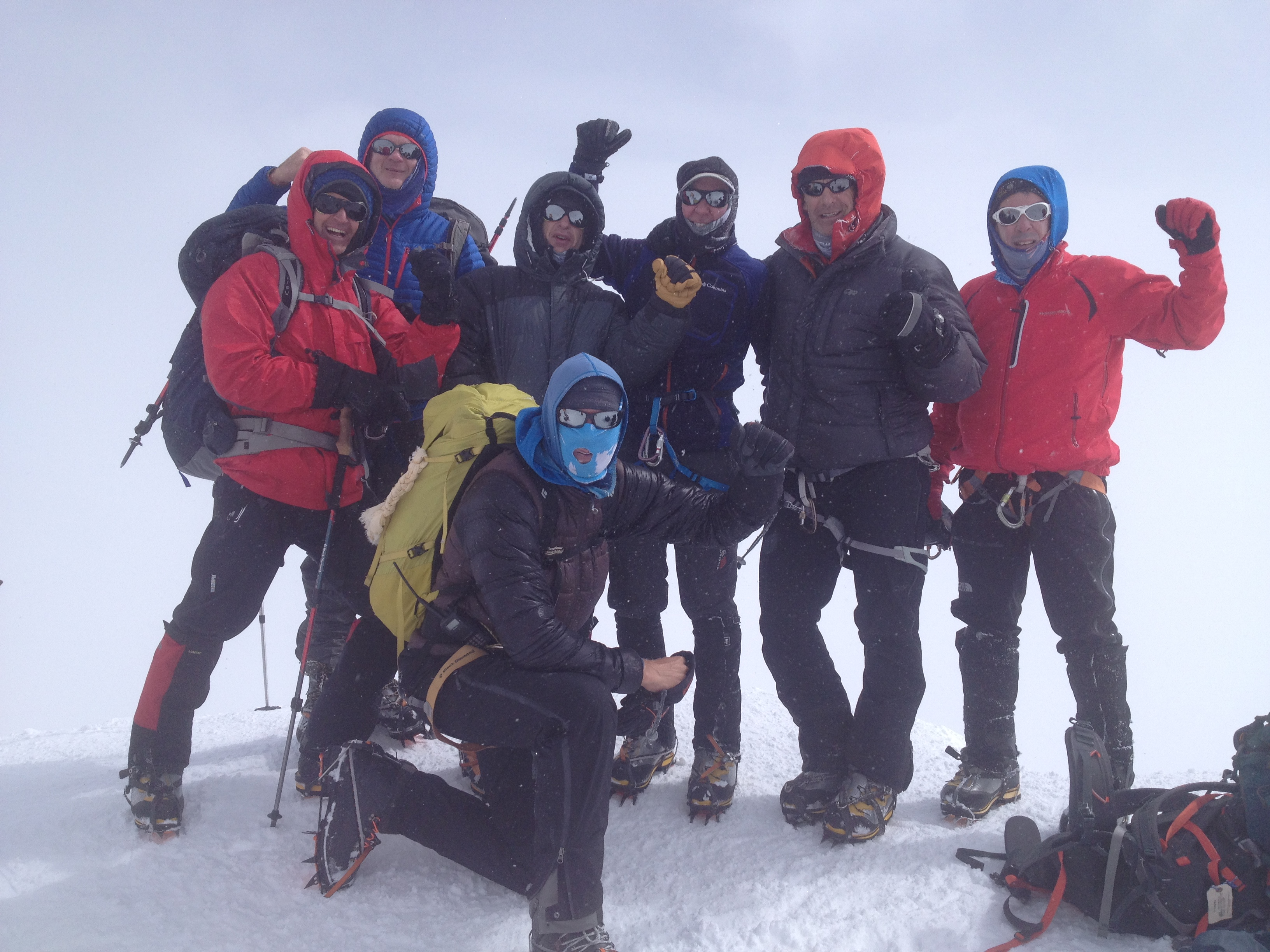100% success on Elbrus!