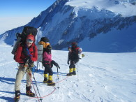 100% Success on Vinson Massif and South Pole Ski